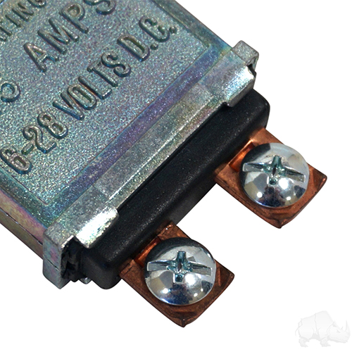 Push/Pull Headlight Switch, Heavy Duty, 12V 75A