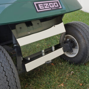 Front Shield, Stainless Steel, E-Z-Go TXT 89+