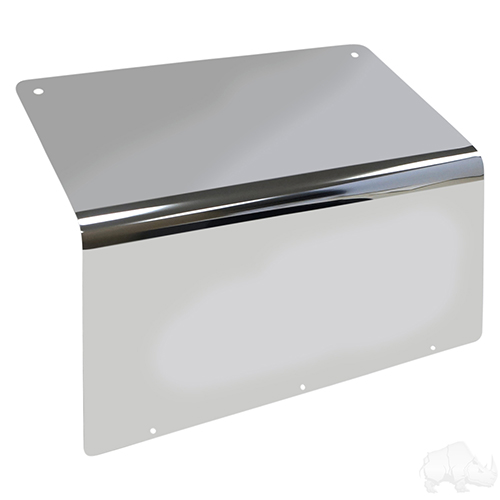 Access Panel, Stainless Steel, Yamaha G14-22