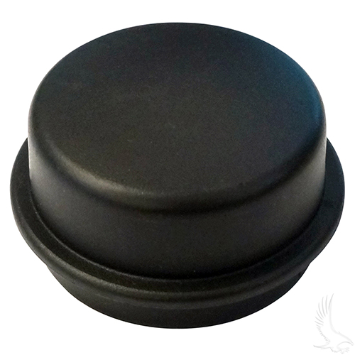 Dust Cover, Spindle Black Plastic, Club Car 03+