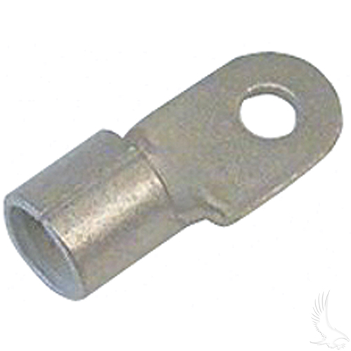 "Ring Terminal, BAG of 25, 1/4"" 2 gauge"