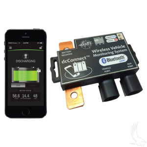 DC Connect Wireless Vehicle Monitoring System