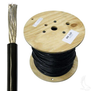Battery Cable, 6 Gauge, 100 Foot