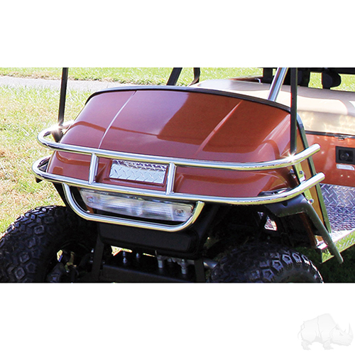 RHOX Brush Guard, Stainless Steel, E-Z-Go Medalist/TXT 96-13