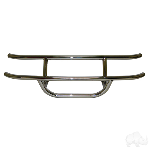 RHOX Brush Guard, Stainless Steel, Club Car Precedent