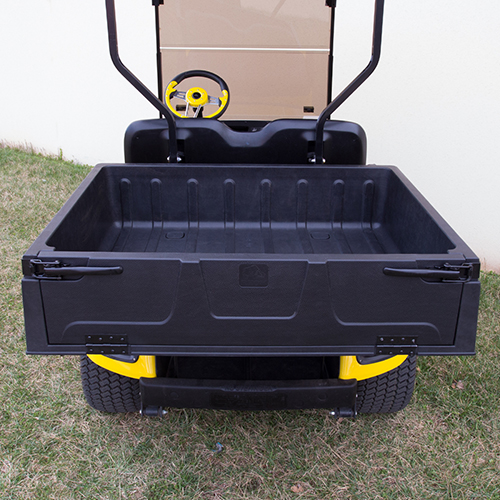 Thermoplastic RHOX Utility Box w/ Mounting Kit, E-Z-Go TXT 96+