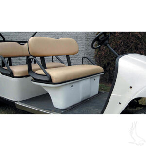 Kit - Seat Pod Assembly, Tan Center Seat, E-Z-Go TXT