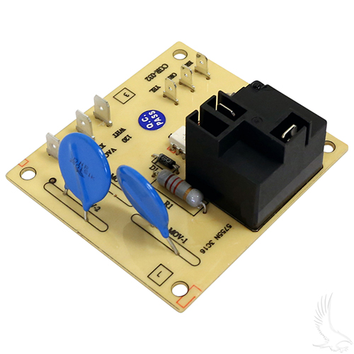 Charger Board, Power Input, E-Z-Go PowerWise 94+