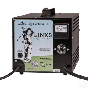 Battery Charger, Lester 48V/17A Links Series with SB50 Plug