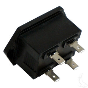 Charge Meter, 48V with Tabs