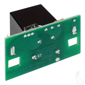 Relay Board Assembly, Club Car PowerDrive 3 Chargers