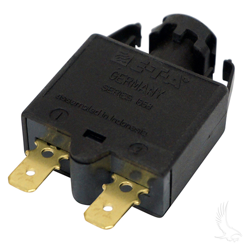 AC Circuit Breaker, Club Car PowerDrive 3 Charger