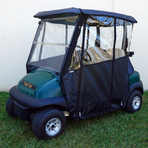 Odyssey Enclosure Black, Over the top, Club Car Precedent