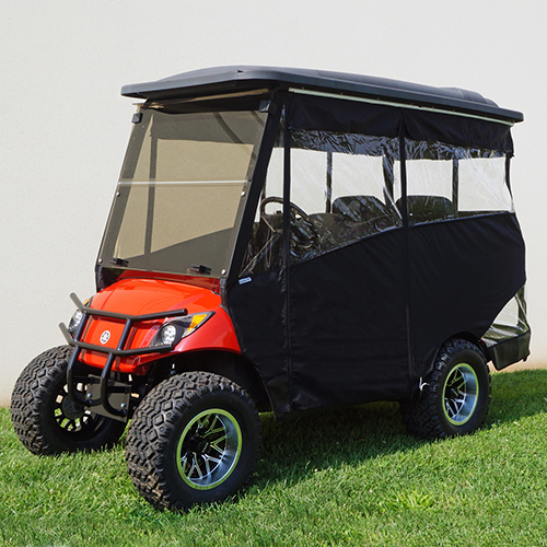 Odyssey Enclosure 88 Rhox Top Black Yamaha Drive With Rear Seat