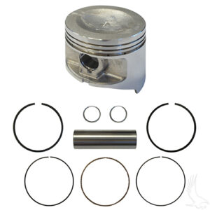 Piston Assembly, .+50mm, Club Car DS Gas 96+ FE350