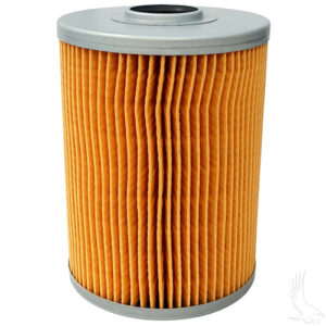 Air Filter, Oil Treated w/ O-ring Top Seal, Yamaha G2, G8, G9, G11 4-cycle Gas 85-94