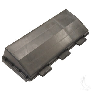 Air Filter Cover, Gray, E-Z-Go Medalist/TXT