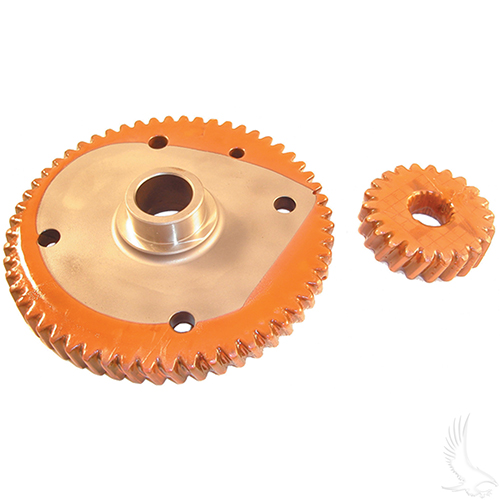 High Speed Gear, 6:1 Ratio, Small Bearing, O.D. 1.378, E-Z-Go TXT Gas 98-11, RXV 08-11