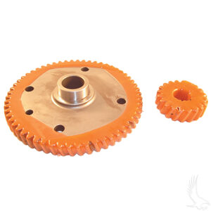 High Speed Gear, 8:1 Ratio, Small Bearing, O.D. 1.378, E-Z-Go TXT Gas 98-11, RXV 08-11