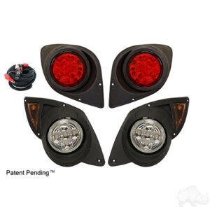 LED Factory Style Light Kit, Yamaha Drive 07-16