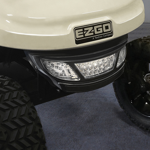 Light Bar Bumper Kit, Complete, LED, E-Z-Go TXT 14+