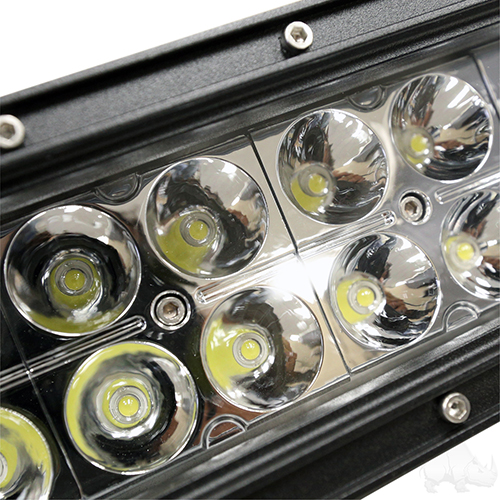 "Light Bar, LED, Curved , 31.5"", Combo Spot/Flood, 12-24V 180W 11700 Lumens,"