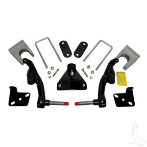 "Jakes Lift Kit, 6"" Spindle, E-Z-Go RXV Gas 08-13"
