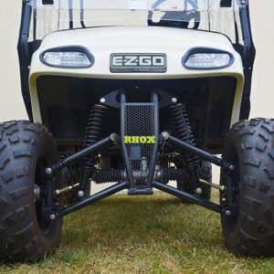 "BMF 7"" A-Arm Lift Kit, E-Z-Go TXT Electric 01.5+, Gas 01.5-08.5"