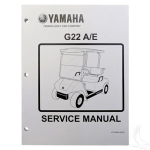 Service Manual, Yamaha G22 03-06