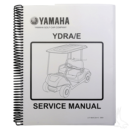 Service Manual, Yamaha Drive 07-10