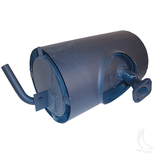 Muffler, Yamaha G16-G22 4-cycle Gas 96+
