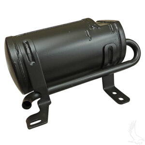 Muffler, E-Z-Go RXV Gas 08-April 2014