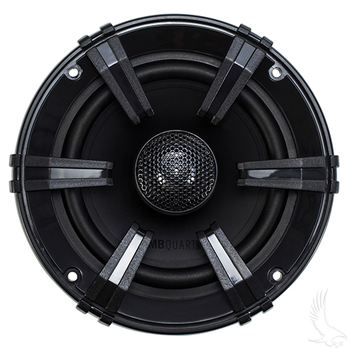 "MB Quart, 5.25"" SET OF 2 Moisture Resistant Speakers, 50 Watt, Titanium Dome Tweeter"