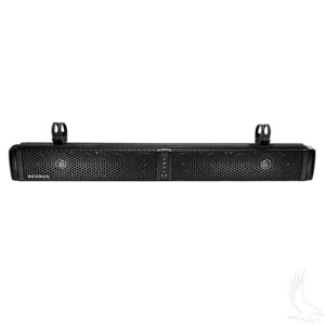 Sound Bar, Ten Speaker with Bluetooth and Mounting Hardware