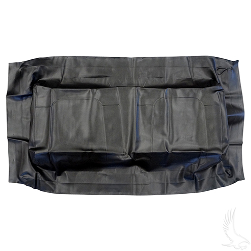 Seat Bottom Cover, Black, Yamaha Drive