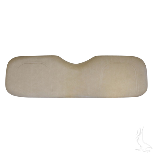 Seat Back Cushion, Stone Beige, E-Z-Go RXV 2016+