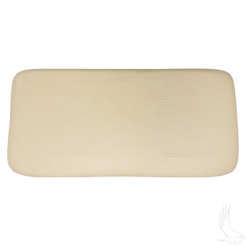 Seat Bottom Assembly, Buff, Club Car New Style 00+
