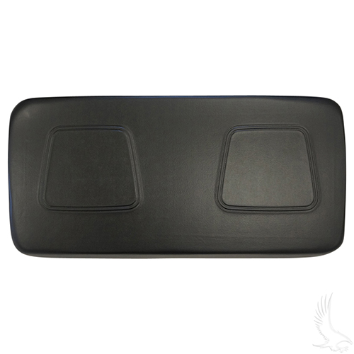 Seat Bottom Cushion, Black, Club Car DS 00-13