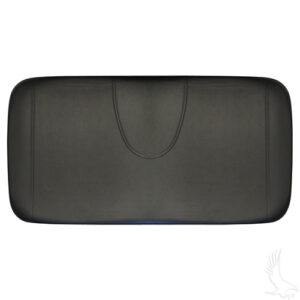 Seat Bottom Cushion, Black, Club Car Precedent 04+
