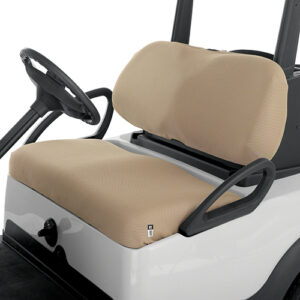 Seat Cover, Padded Sand