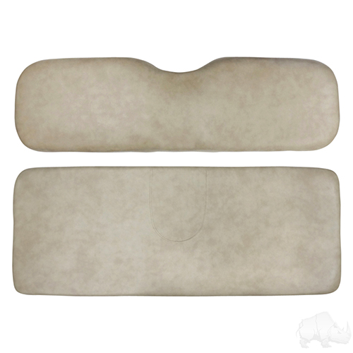 Cushion Set, Stone Beige, Universal Board, E-Z-Go RXV 600 Series
