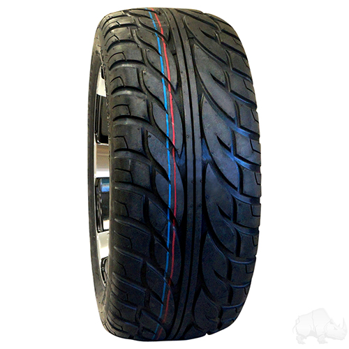 RHOX Road Hawk, 23x10R14 Radial DOT, 4 Ply