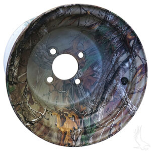Steel, Realtree XTRA, 10x7, 3:4 Offset