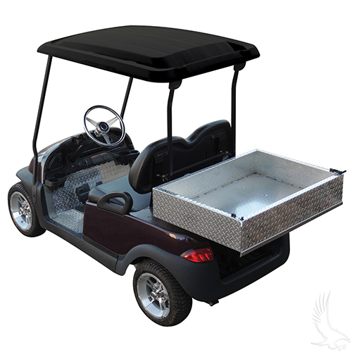 Top, Black, Club Car Precedent
