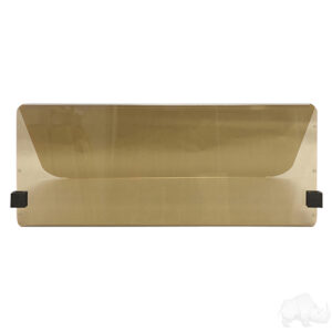 Windshield, Tinted 2 Piece, Club Car Old Style 82-00