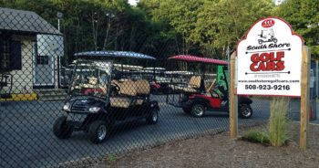 South Shore Golf Cars