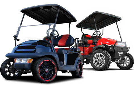 Majax Golf Cart Parts